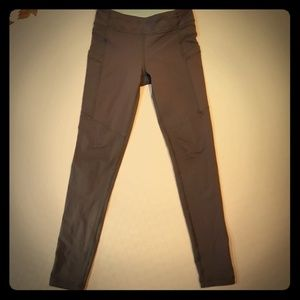 Other - Ivivva Leggings by Lululemon with two front pocket